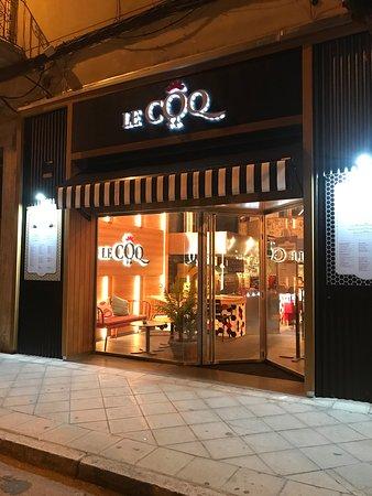 Le Coq Ourense