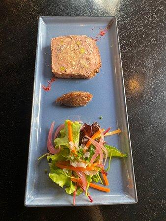 La chasse du Patio et le risotto à la truffe