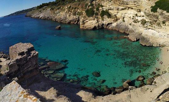 Spiaggia Porto Miggiano: spiaggia