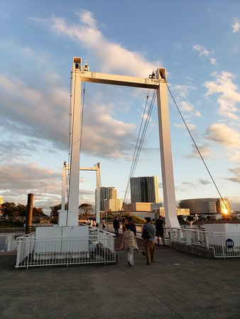 可動式の橋