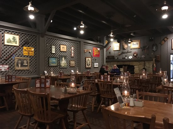 Cracker Barrel - Madison, WI