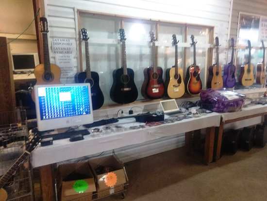 Affordable Computers & Affordable Guitars  Get a Free Computer Repair Estimate Repairs that don't need parts are $50.00, or less.  Affordable Computers and Guitars Is in Building 4 at J & J Flea Market 11661 Commerce Road. Athens, GA. 30607 Hours Saturday, & Sunday 9 AM - 2 PM  I Buy Repair, Sell, and Trade. Computers, Guitars, and Laptops  I usually pay between $10 & $ 40 for Computers, Guitars, and Laptops I repair them and resell them for $30 to $100 I also sell new Guitars from $85 to $229