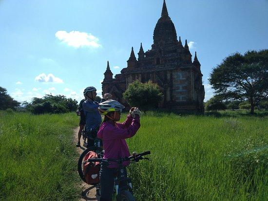 Bagan Bike Trip October 2019