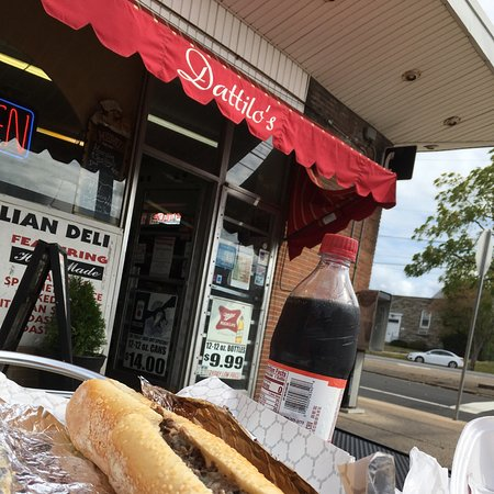 Philadelphia, Pensilvanya: Datillo's Italian Deli,