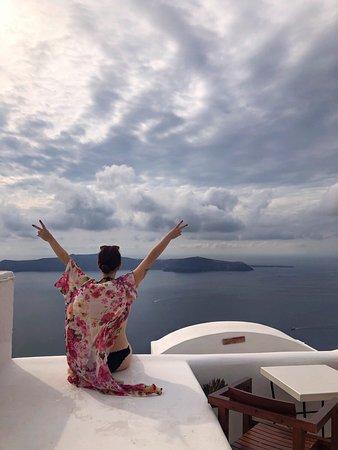 A little piece of Santorini heaven!