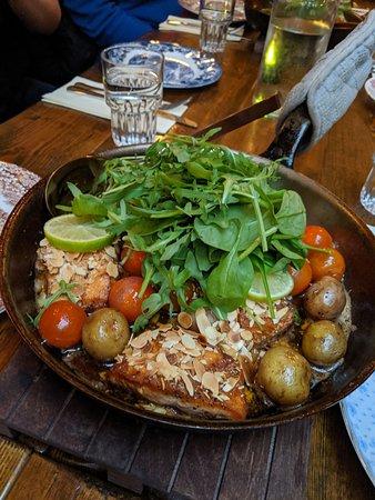 Reykjavik Food Walk: Great food!