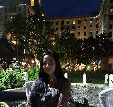 Havana, Kuba: Una noche en el restaurante del hotel Nacional de Cuba.