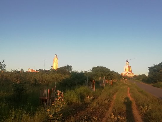 Beautiful monywa sightseeing photos view. PH:+959445125228