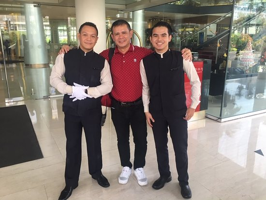 These two guys are very nice.. Thanks you you Dylon and Maulana, it's my pleasure to have new friends in JKT