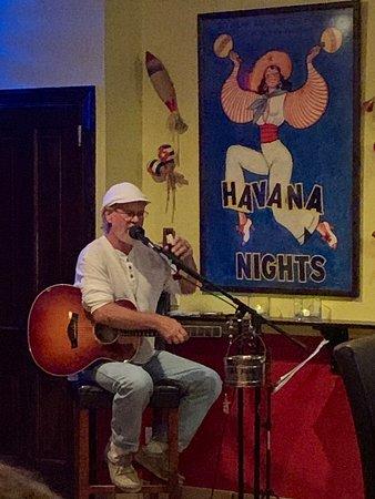 Tom Bowman performing again Friday October 18th