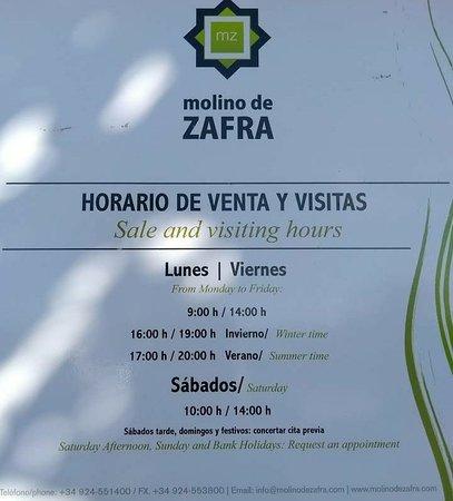 Molino de Zafra