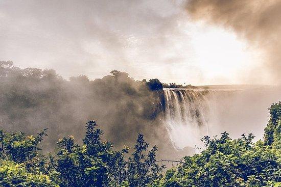 Victoria Falls-dagtrip vanuit Chobe ...