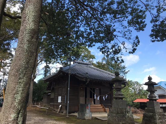 Konodai Temman Shrine