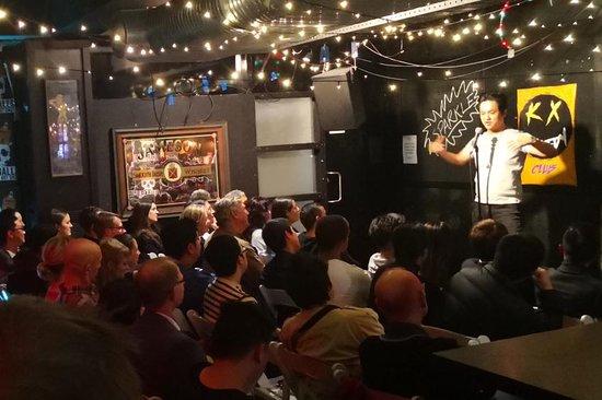 KX Comedy Club