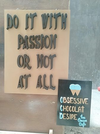 YES!! Do it with Passion or Not at all @ OCD