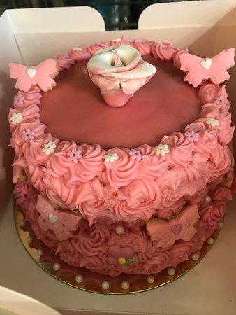 Cake rosana