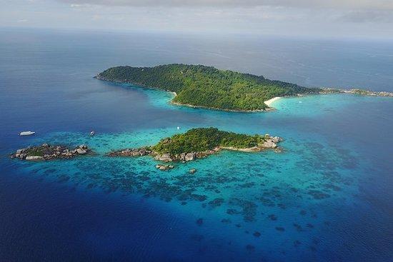 Excursión de snorkel a las islas...