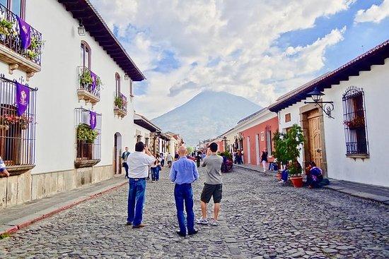 プライベート:植民地都市アンティグア1日