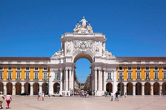 Privat tur til Lisboa fra Algarve