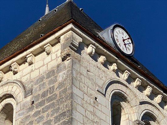 L'eglise de Saint-Georges-sur-Cher