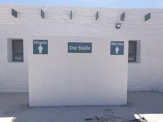 Bathrooms for Caravan Park