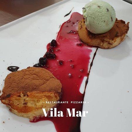 Canidelo, Portugal: Vila Mar Restaurante Pizzaria