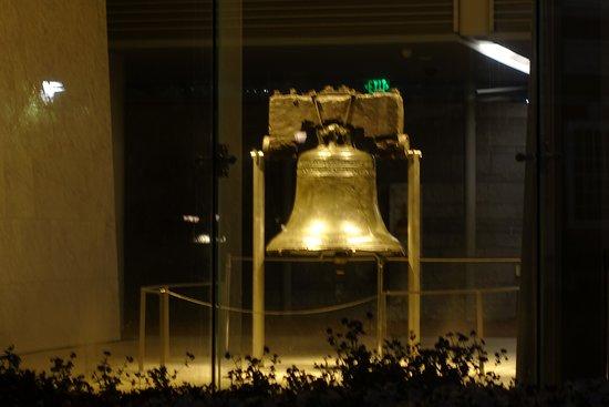 Philadelphia, Pensilvanya: Un beau symbole.