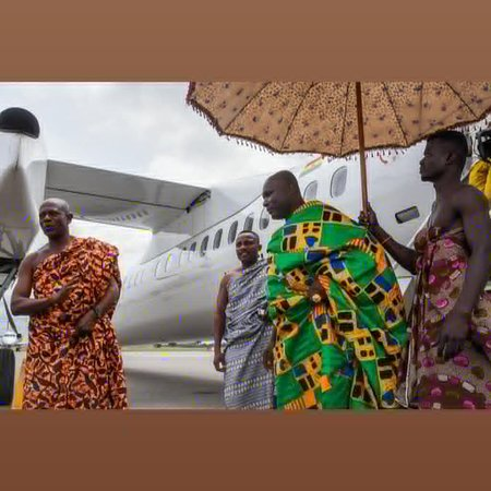 Tamale, Ghana: Our Chiefs Endorsed PassionAir