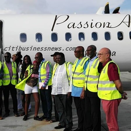 Tamale, Ghana: PassionAir is free to the world so call to book now