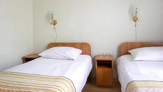 Стандартный номер с двумя кроватями