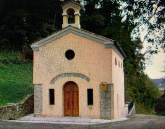 Chiesetta di San Pietro in Modoleit
