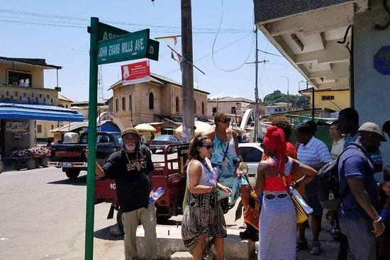 Cape Coast and Elmina Day tour