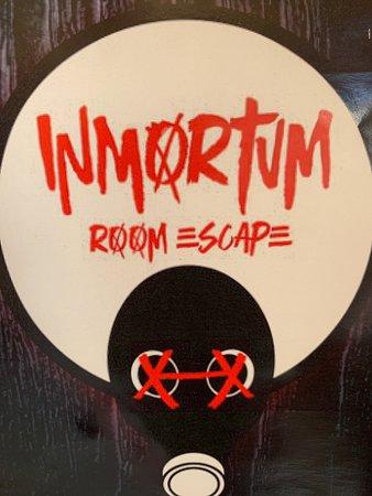 Inmortum room scape!