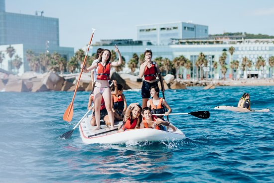 ANYWHERE WATERSPORTS BARCELONA