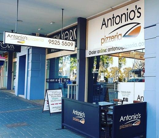 Caringbah, Australië: Antonio's Pizzeria