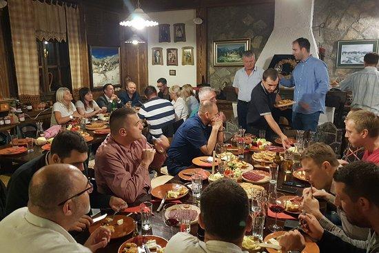 Zlatibor Team Building Food Tour