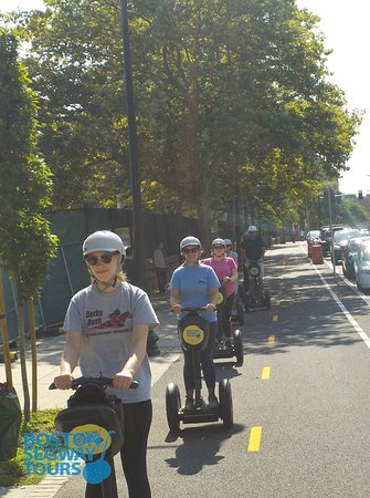 Riding your #cruise #ship into #BlackFalcon this fall? Whether it's #RoyalCaribbean  or #PrincessCruises - find us near the #Aquarium to see so much, in so little time! 😃 #Boston #Segway #Tours www.bostonsegwaytours.net
