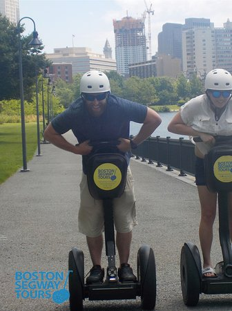 Riding your #cruise #ship into #BlackFalcon this fall? Whether it's #HollandAmerica  or #SilverSea - find us near the #Aquarium to see so much, in so little time! 😃 #Boston #Segway #Tours www.bostonsegwaytours.net
