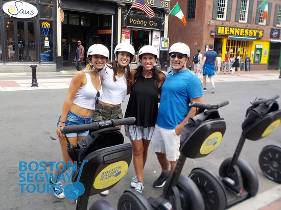 #ColumbusDay #Weekend is here!😃Gather your#friends&#familyto join us on#TripAdvisor's #1#tourin the city…#Boston#Segway#Tours😎www.bostonsegwaytours.net