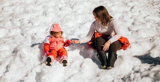 Il Rifugio Tamai è adatto alle famiglie