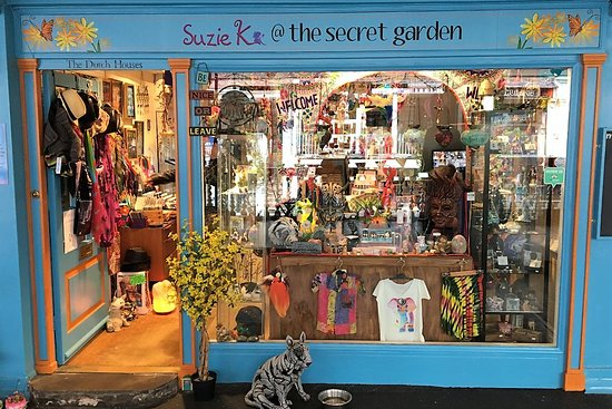 Suzie K @ The Secret Garden