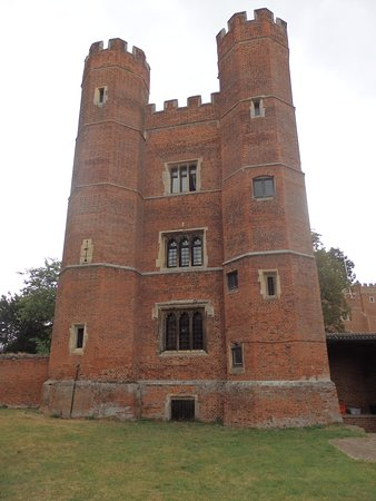 Buckden Towers, Tudor tower.