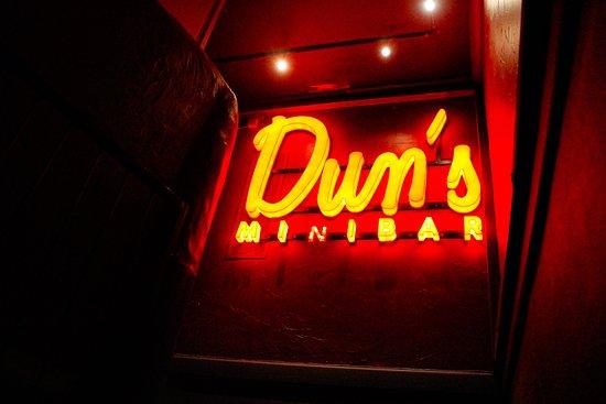 Dun's Minibar