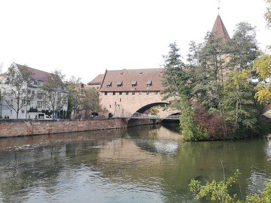 Sehr schöne gepflegte Altstadt