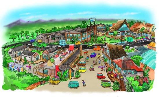JBay Surf Village