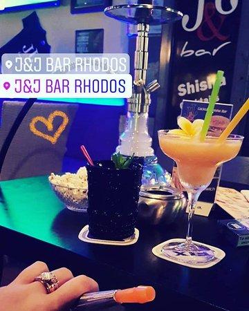 cocktail shisha bar