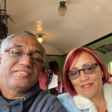 Chester, VT: Foliage train ride