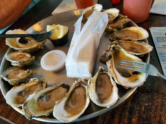 Best raw oysters on the eastern half of the US