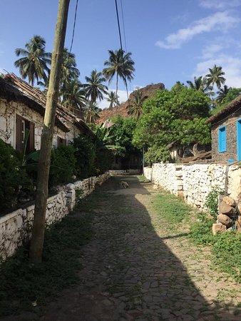 Assomada, Кабо-Верде: rua da banana, cidade velha