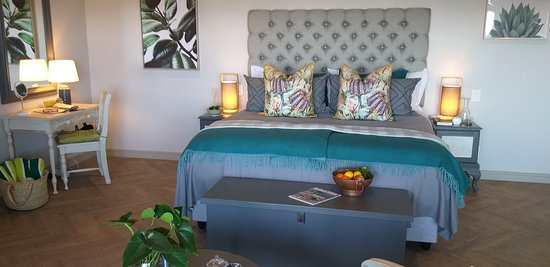 Noordhoek, Južná Afrika: Pincushion luxury apartment.  With a choice of extra length king size bed, or 2 extra length singles